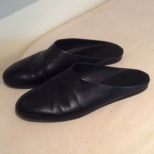 Calvin Klein Collection leather Mules size 39